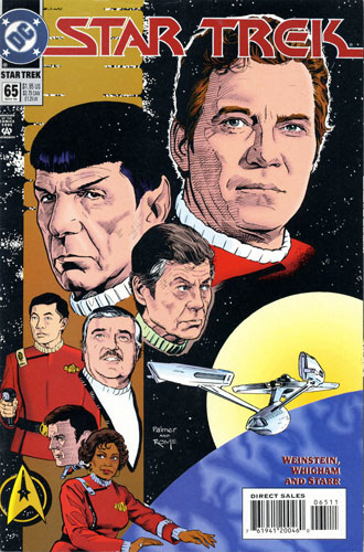 DC Star Trek Monthly 2 #65