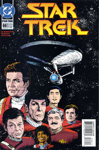 DC Star Trek Monthly 2 #66