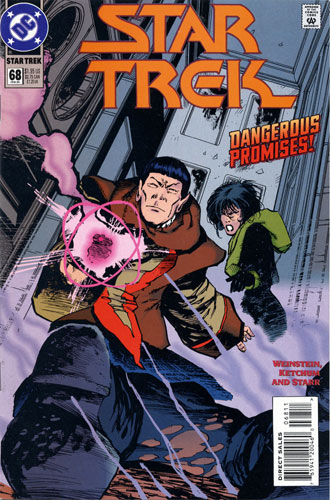 DC Star Trek Monthly 2 #68