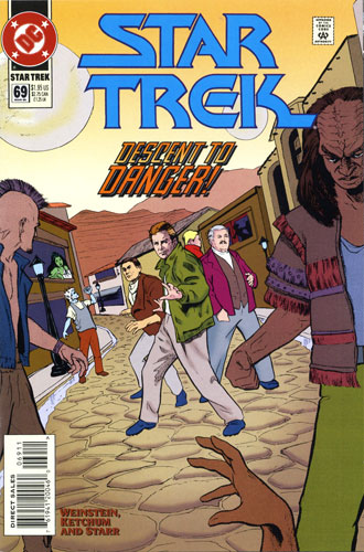 DC Star Trek Monthly 2 #69