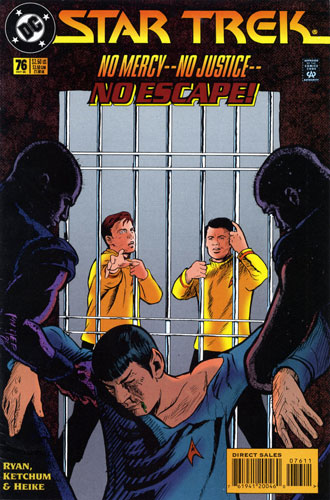 DC Star Trek Monthly 2 #76