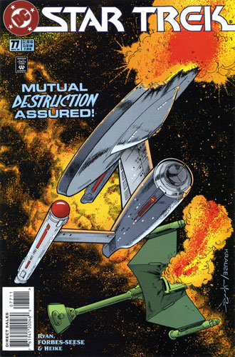 DC Star Trek Monthly 2 #77