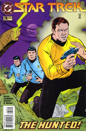 DC Star Trek Monthly 2 #78
