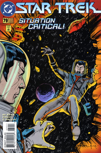 DC Star Trek Monthly 2 #79