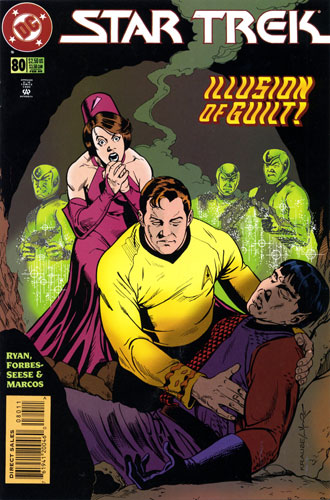 DC Star Trek Monthly 2 #80