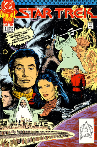DC Star Trek Annual #1