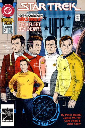 DC Star Trek Annual #2