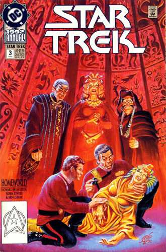 DC Star Trek Annual #3
