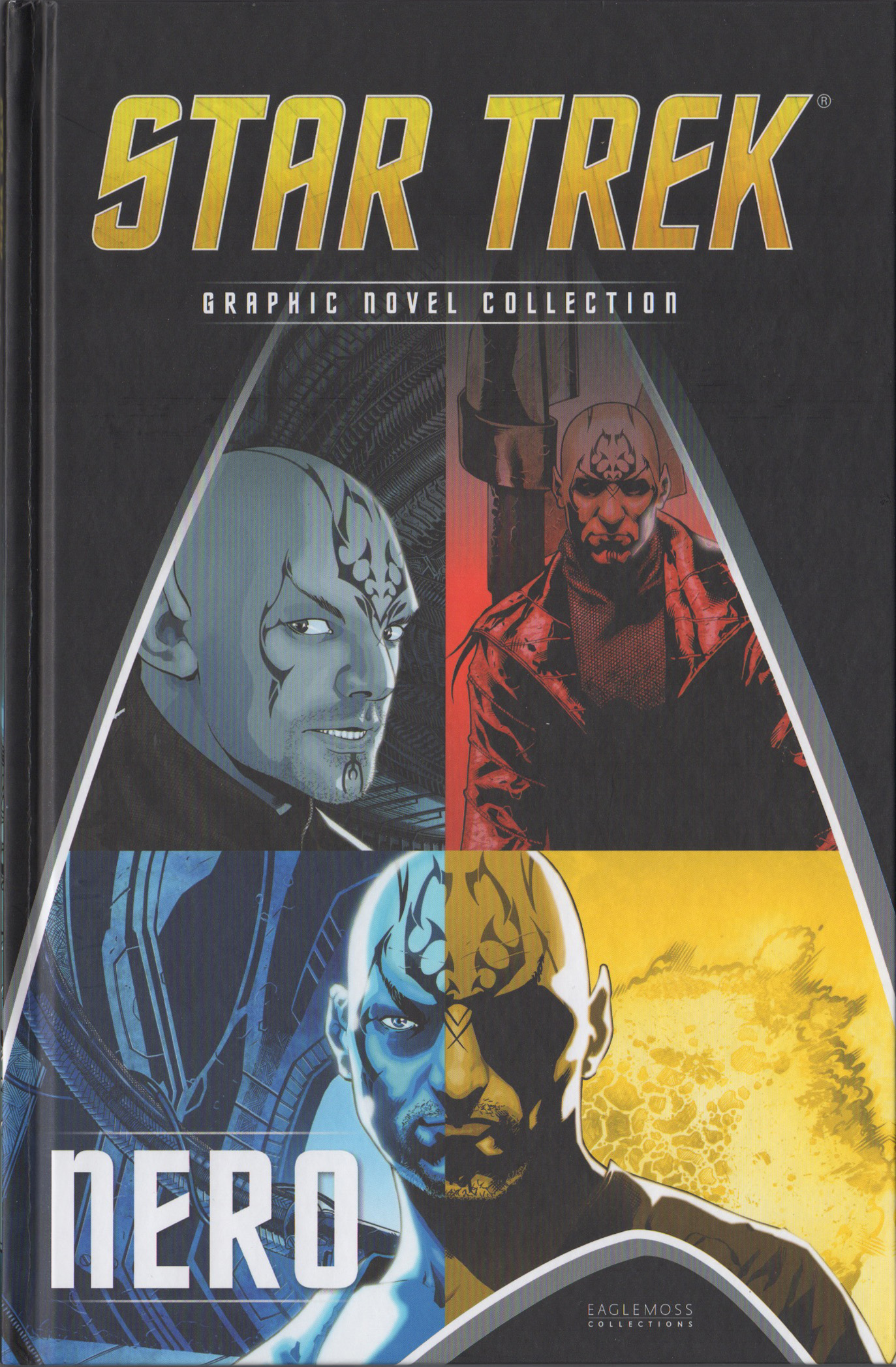 Eaglemoss Graphic Novel Collection #6