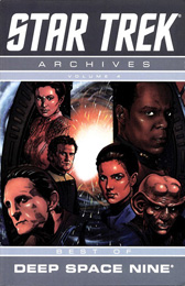 IDW Archives - Deep Space Nine
