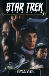 IDW Classics Volume 5 - Who Killed Captain Kirk?