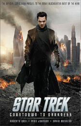 IDW Star Trek Countdown to Darkness Photo Cover TPB