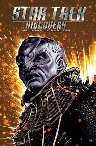 IDW Star Trek: Discovery The Light of Kahless TBP