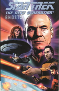 IDW Star Trek TNG Ghosts TPB