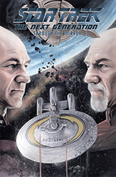 IDW Star Trek TNG Through the Mirror TPB