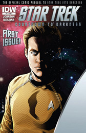 IDW Star Trek Countdown to Darkness #1A