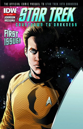 IDW Star Trek Countdown to Darkness #1 2nd Printing
