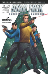 IDW Star Trek Countdown to Darkness #1RE