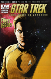 IDW Star Trek Countdown #1 RI CGC