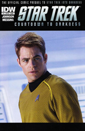 IDW Star Trek Countdown to Darkness #2B