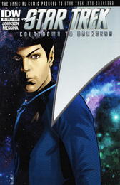 IDW Star Trek Countdown to Darkness #3A