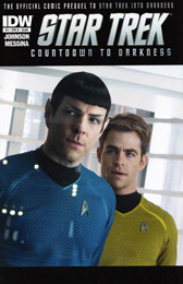 IDW Star Trek Countdown to Darkness #3B