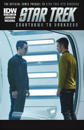 IDW Star Trek Countdown to Darkness #4B