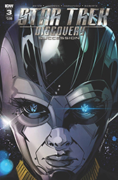 IDW Star Trek Discovery - Succession 3 A