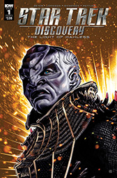 IDW Star Trek Discovery -  The Light of Kahless 1A