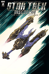 IDW Star Trek Discovery -  The Light of Kahless 2 RI-B