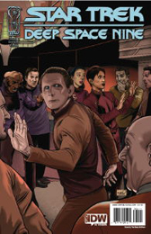 IDW Star Trek DS9 Fool's Gold #2A
