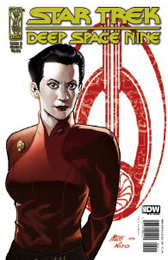 IDW Star Trek DS9 Fool's Gold #2B