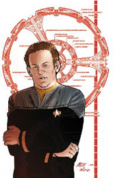 IDW Star Trek DS9 Fool's Gold #3RI