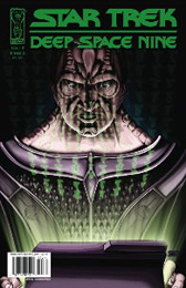 IDW Star Trek DS9 Fool's Gold #4A