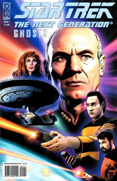 IDW Star Trek TNG Ghosts #1