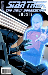 IDW Star Trek TNG Ghosts #2