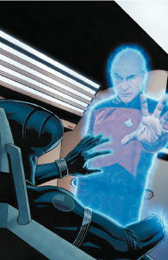 IDW Star Trek TNG Ghosts #2RI