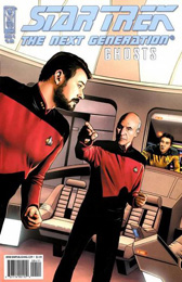 IDW Star Trek TNG Ghosts #4