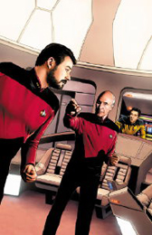 IDW Star Trek TNG Ghosts #4RI
