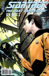 IDW Star Trek TNG Ghosts #5