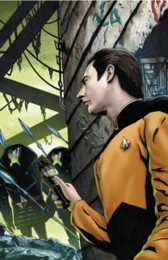 IDW Star Trek TNG Ghosts #5RI
