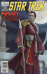 IDW Star Trek: Khan, Ruling in Hell 1A