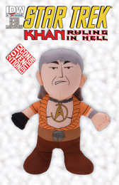 IDW Star Trek: Khan, Ruling in Hell 1 CONVENTION
