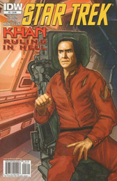 IDW Star Trek: Khan, Ruling in Hell 2
