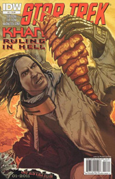 IDW Star Trek: Khan, Ruling in Hell 3