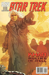 IDW Star Trek: Khan, Ruling in Hell 4