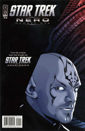 IDW Star Trek: Nero #1