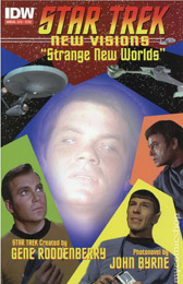IDW Star Trek Photonovel: Strange New Worlds - Reprint
