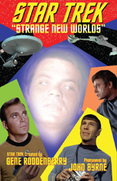 IDW Star Trek Photonovel: Strange New Worlds