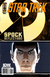 IDW Star Trek: Spock Reflections #1